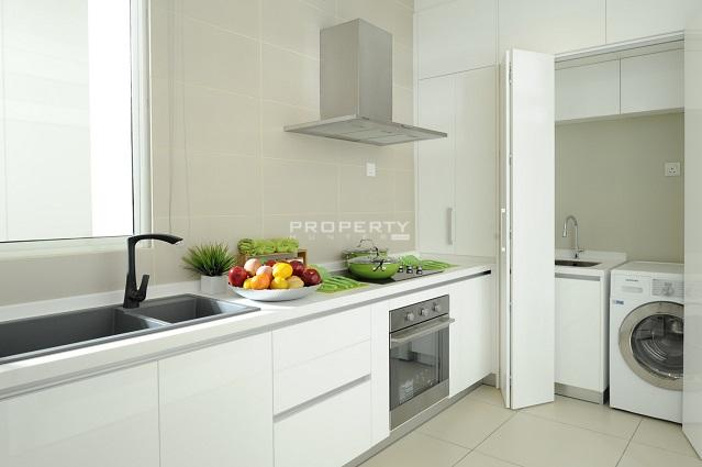 upgraded designer kitchen for pacific heights homes | property