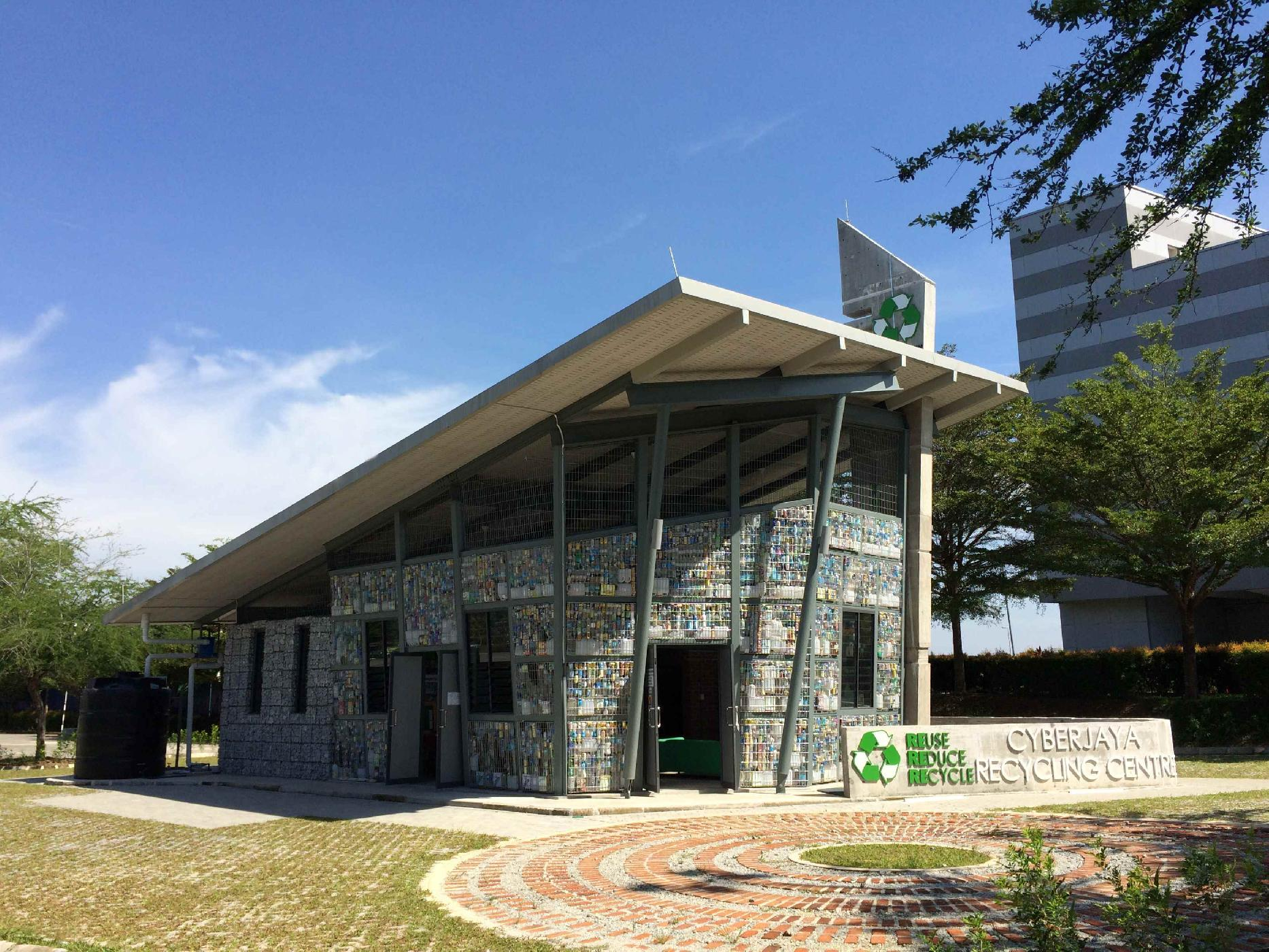Cyberjaya Community Recycling Collection Centre Nabs Silver A