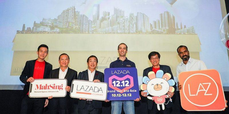 61bf6e2e2b4 Mah Sing - Lazada Trend Gaining Traction